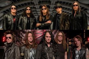 Queensryche & Skid Row
