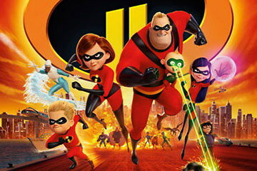 Movies Under The Stars: Incredibles 2
