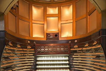 Boardwalk Hall Pipe Organ Concert Recital