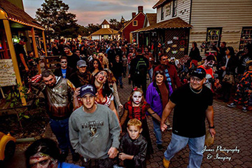 Historic Smithville Monster Bash photo credit: James Photography and Imaging