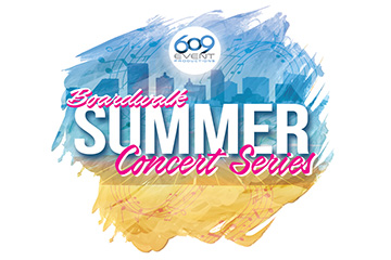 609 Event Productions Summer Concert Series