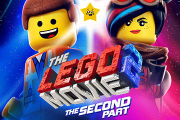 The Lego Movie 2 Movie Poster (The second part)