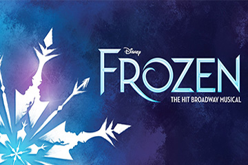 Disney Frozen - The hit Broadway musical!