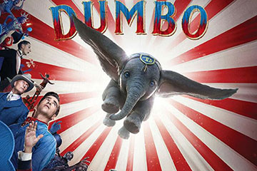 Disney Dumbo Movie Poster