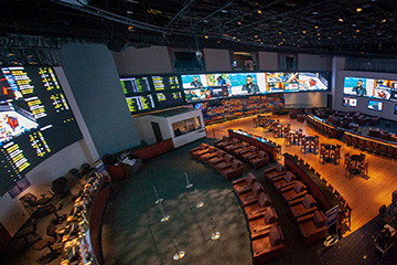 Ocean Casino Resort William Hill Sportsbook