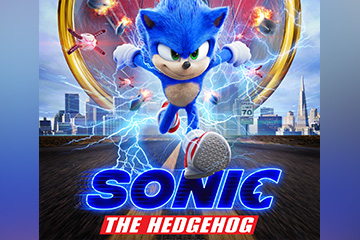 Sonic The Hedgehog Movie Poster