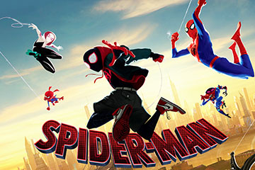 Spider-Man Into the Spider-Verse Movie Poster