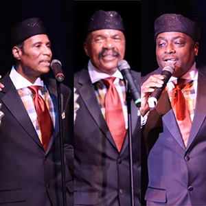 Wil Hart of the Delfonics