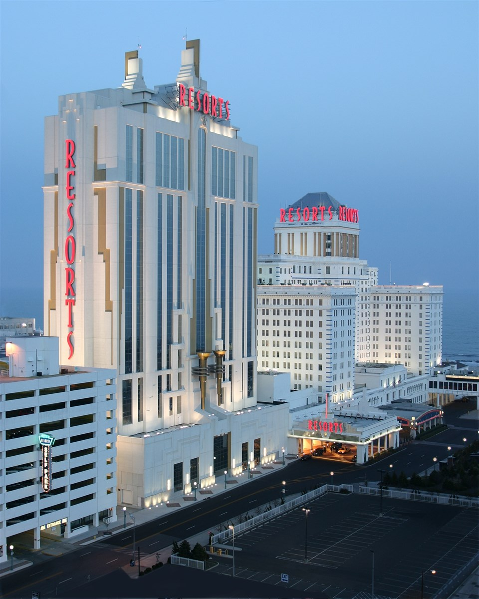 Best Casino Hotels In Atlantic City