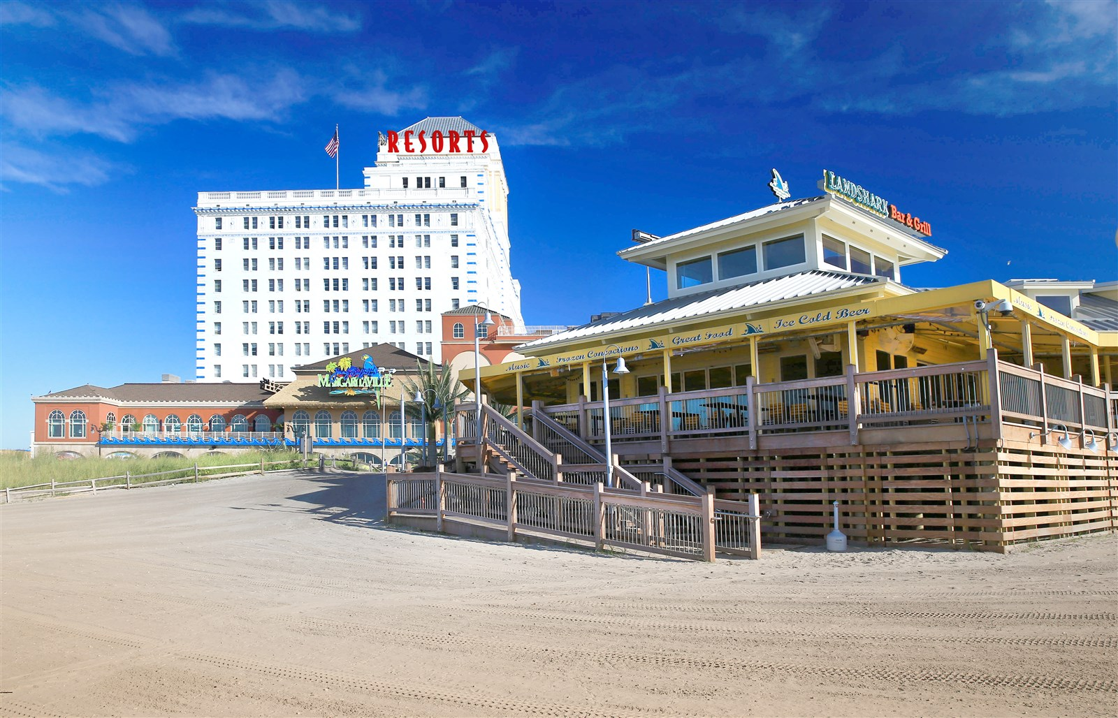 The Resorts Atlantic City Casino Hotel is a huge megaresort with several towers. The rooms vary depending on the tower you are staying in, there are rooms which have outdated decors, antique type of walls and some may require fixing.