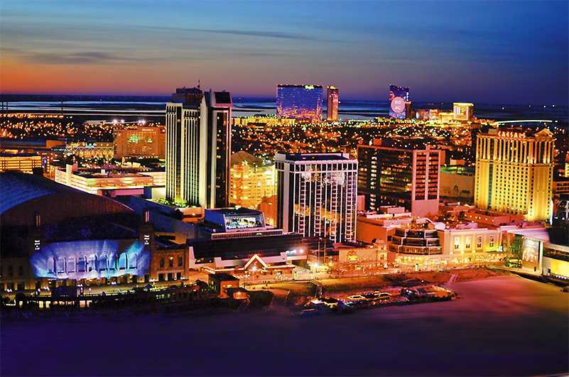 New Jersey Casinos