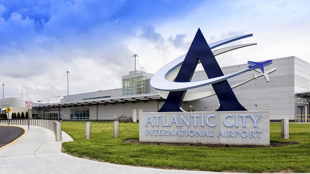 Airlines At Atlantic City Nj