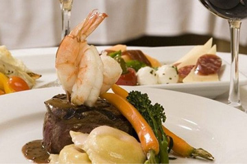 Carisbrooke Inn's Capriccio Dinner Package