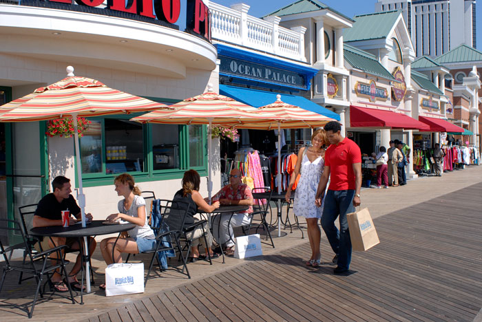 Atlantic City Restaurants Boardwalk