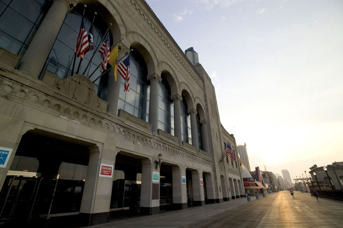 SPECTRA - Boardwalk Hall Receives Top Honors from Industry Publications