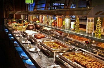 Back In The Day Buffet