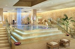 Qua Baths and Spa at Caesars Atlantic City