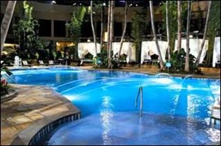 The pool at harrah 39 s resort atlantic city nj for Pool trade show atlantic city