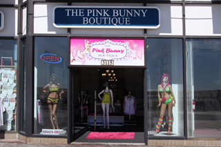 The Pink Bunny Boutique