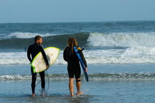AC Surf & Sup School and Inlet Surf Shop